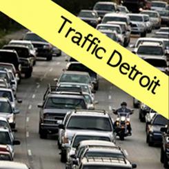 Traffic Detroit
