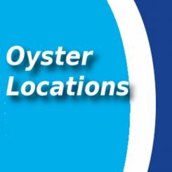 Oyster Locations